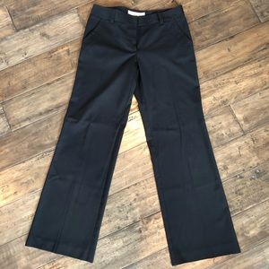 ❤️Trina Turk black slacks work pants trousers